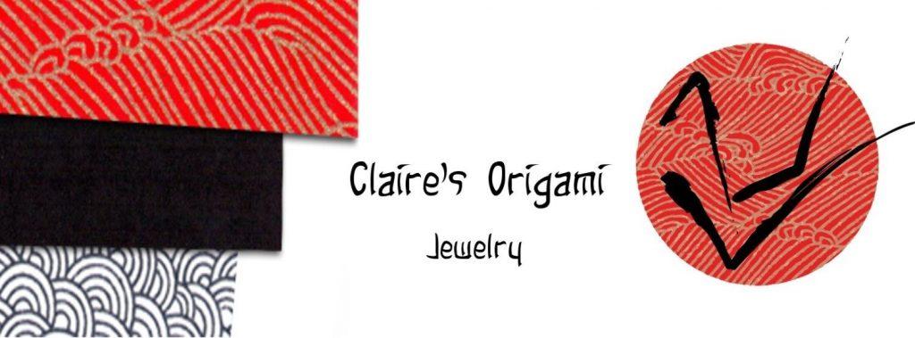 Logo Claire's Origami Jewelry